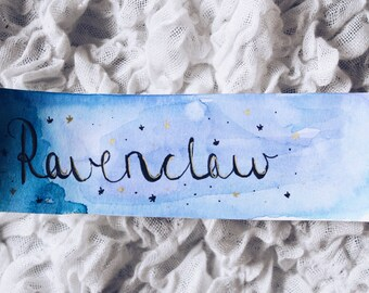 Ravenclaw || Harry Potter bookmark