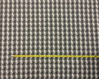 NEW Art Gallery Classic Mademoiselle Plaid  on cotton Lycra  knit fabric 1 yard.