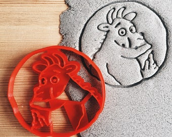 Gruffalo Cookie Cutter
