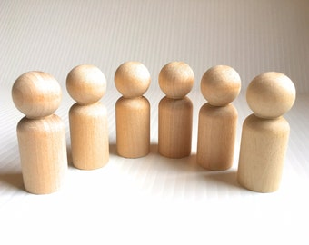 Wooden People