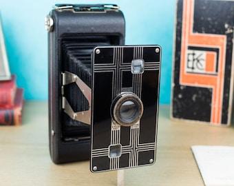 Vintage Kodak Jiffy Six-16 Camera Series I - Art Deco
