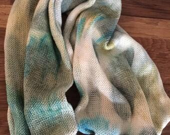 Single knit sock blank . Colour 001