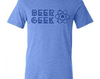 Beer Geek | Men's Graphic T-Shirt