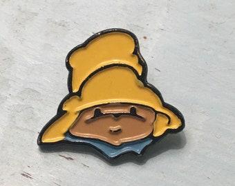 Paddington Bear buttons