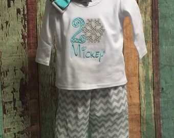 Frozen Birthday Outfit, Frozen Inspired Birthday Outfit