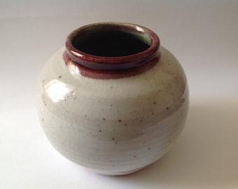 Shino Love Vase