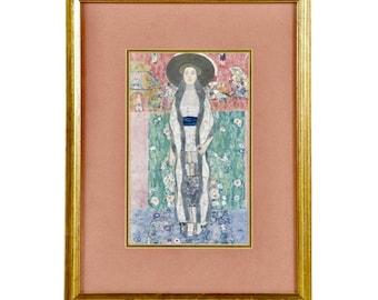 "Gustav Klimt ""Portrait of Adele Bloch-Bauer II"" Giclee"