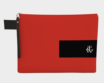 Classic (Red) - TCWear by TCrazy - Clutch