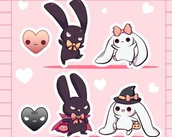 Sweet Buns Mascot Stickers