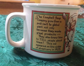 Campbell's Soup Mug (Campbell's Story)