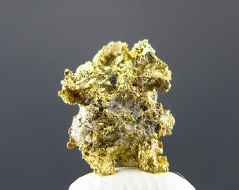 "Gold in Quartz  From California, USA - 0.3"""