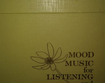 Vintage Vinyl Mood Music for Listening and Relaxing