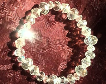 Handcrafted Swavorski Crystal Bracelet