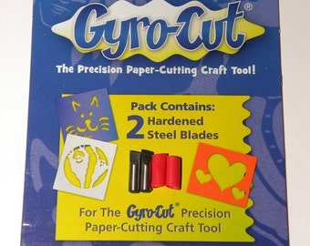 GYRO-CUT replacement blades pack GC1312