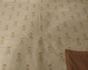 Giraffee blanket
