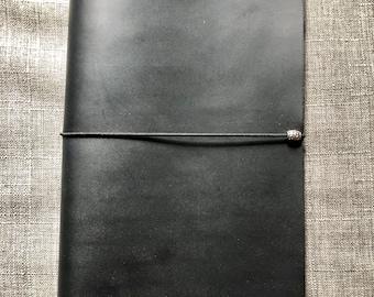 Black Leather Journal