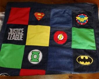 baby play blanket super hero