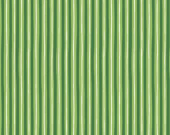Kimberbell Basics Green Stripe by Kim Christopherson for Maywood Fabrics #MAS8242-G