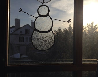 Frosted-y the Snowman