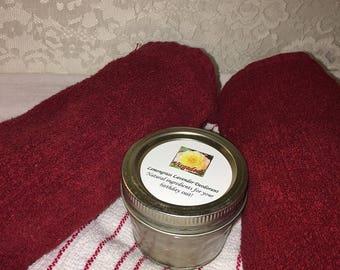 Lemongrass Lavender Cream Deodorant 4-oz.