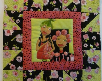 Love Your Look by Loralie Harris Quilted Wall Hanging or Tabletop #4