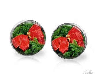 Earrings Christmastree Christmas-13