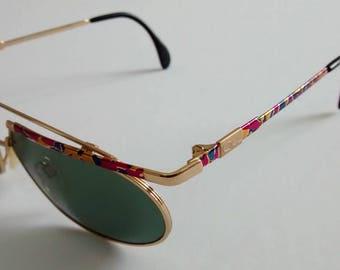 Vintage Cazal Model 254 Colour 416 Sunglasses