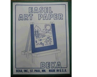 Easel Art Paper Pad