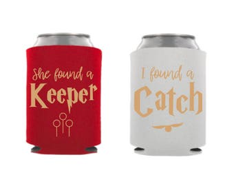 Bachelorette  Harry Potter Inspired Can Cooler