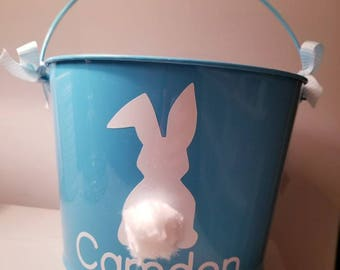 Personalized Easter Buckets!