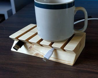 Cord Holder, Cord Organizer, Cable Holder, Cable Organizer, Coaster, wood cord organizer, wood cable organizer
