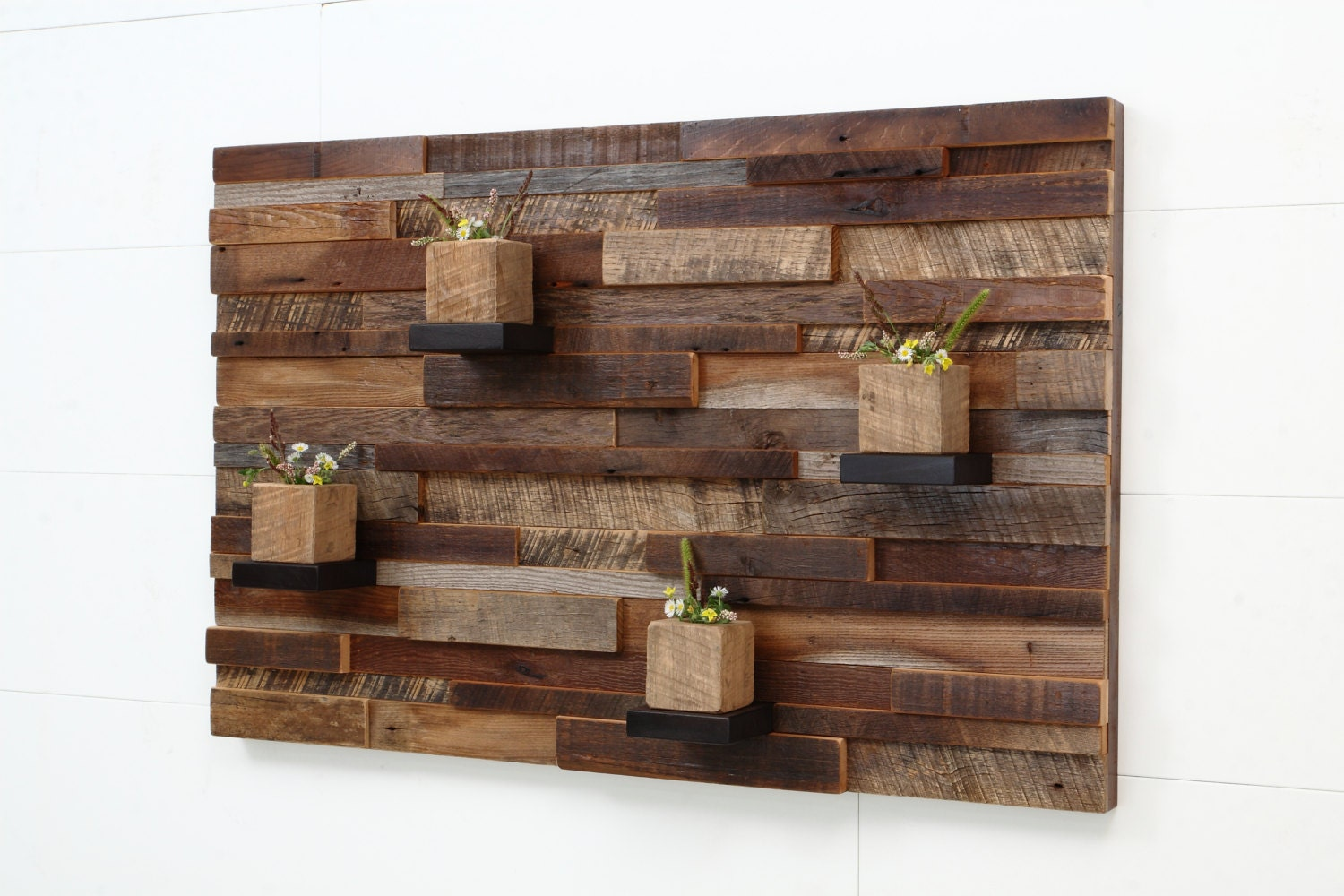 upcycling hometalk projects repurposing woodworking decor wood reclaimed finished wall