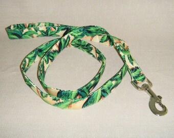 Palm Trees  - Dog Leash