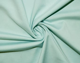 "Mint #17 Swimwear Activewear 4 Way Stretch Nylon Spandex Lycra Solid Apparel Cosplay Craft Fabric 56""-58"" Wide By The Yard"