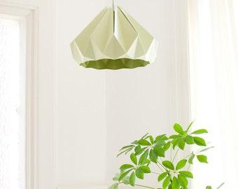 origami light Chestnut Autumn Green