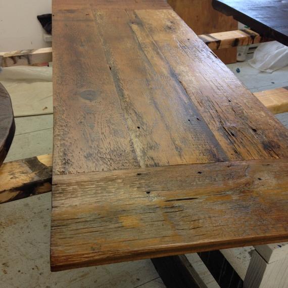 Grange Kitchen And Bar: Reclaimed Wood Bar Tablekitchen Island Reclaimed Wood Desk