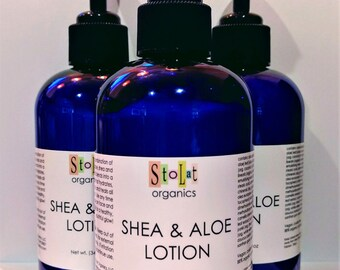 Aloe and Coconut Cream (face and body) - Lavender  or Orange/Litsea or Pink Grapefruit