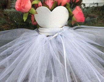 bridal shower centerpiece/bridal mason jar/bridal shower decoration/wedding gown centerpiece/wedding gown mason jar