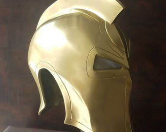 Dr. FATE Inspired Wearable Prop Cosplay Helmet not Dc GLOWING EYES