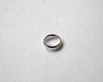 Set of 20 10mm jump rings