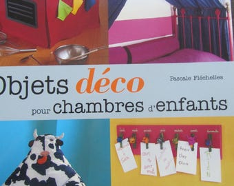 """""""Decoration for children's rooms"""" book - simple techniques and varied"""
