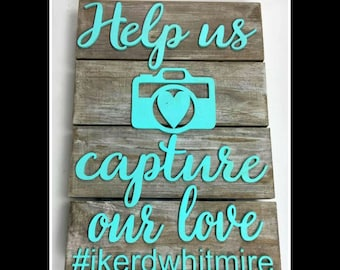 Photobooth props, Photobooth sign, Photobooth prop, Reception Sign, Wedding Decor, Rustic Wedding signs, Wedding sign, Wedding Welcome sign