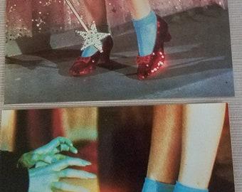 Ruby Slipper postcard set