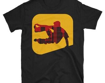 City Parkour Free Running Parkour T-Shirt, parkour outfit, parkour accessories, free running shirt, parkour shirt, parkour graphic tee