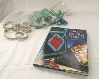Small Quilting Projects by Linda Seward, Sterling Publishing 1988