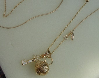 Long 585 vintag chain in the Oriental style