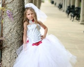 Wedding Flower Girl  Dres...