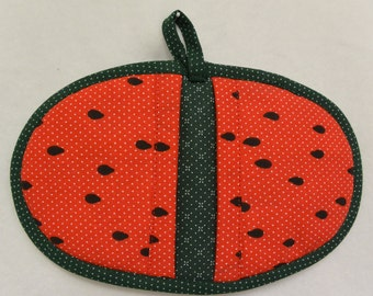 Watermelons Potholder 2