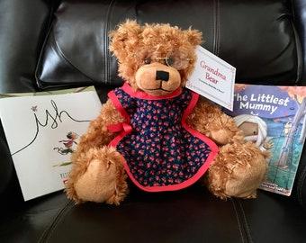 Grandma Bear - Gma Bear Reads Story in Grandma's Voice - Custom Voice