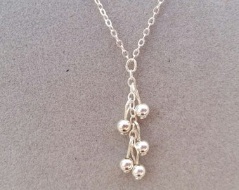 TinY 3mm All Sterling Necklace trendy